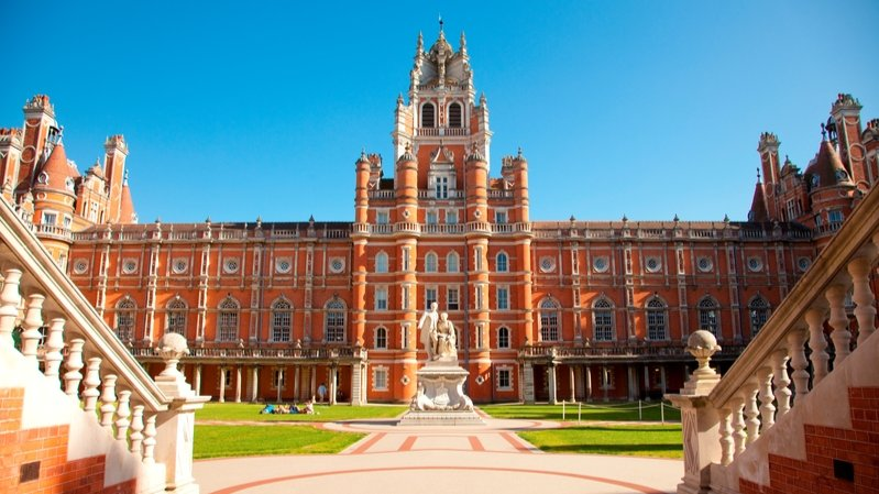 Oxford International Royal Holloway, University of London — language school in the UK